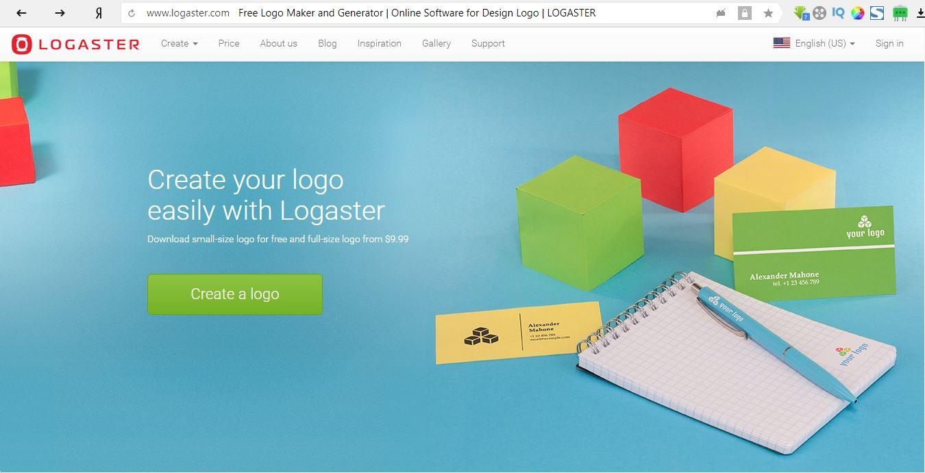 Best free logo design software online