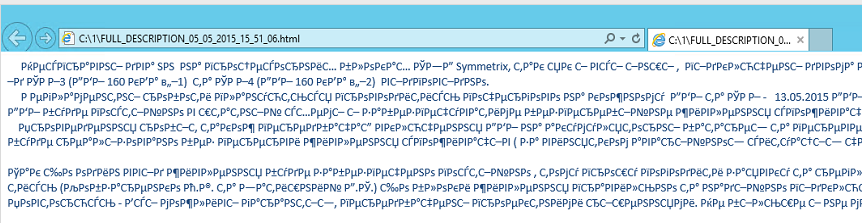 Как изменить кодировку на сайте. Исправляем ошибку вывода css стилей