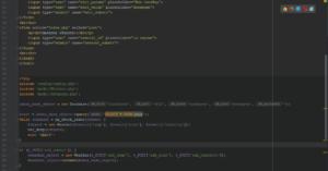 подцветка в phpstorm