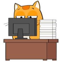 Иконка кота для сайта 2