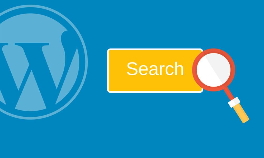 Ручная настройка поиска на WordPress